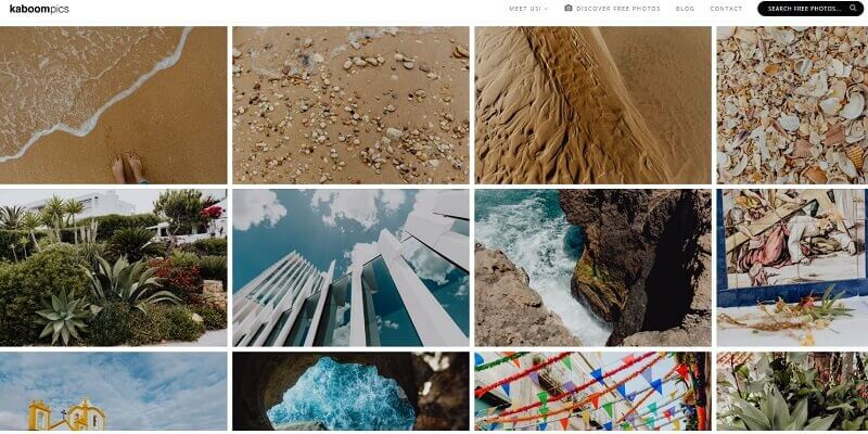 Finding Free Website Background Images Kaboom