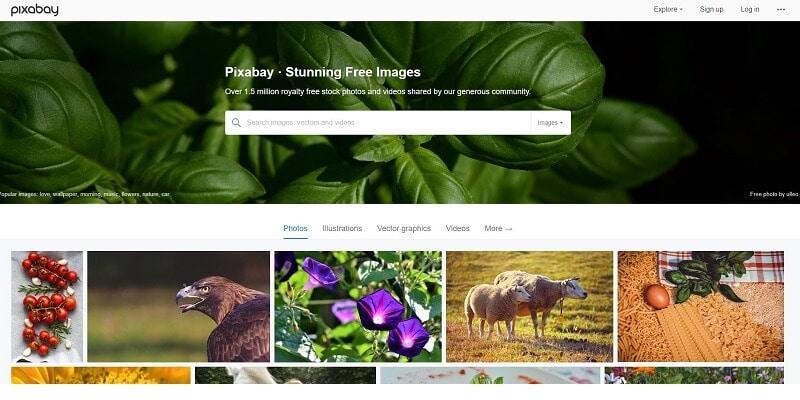 Finding Free Website Background Images Pixabay
