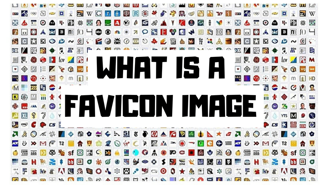 what is a favicon image feature