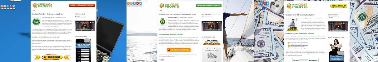Home Online Profits Club Review home3