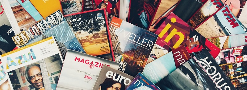 How to Make Money Online From Photography magazines