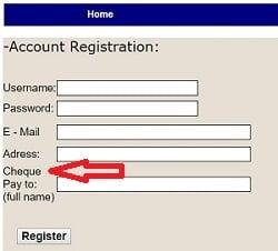 Is Best Cash Job a Scam register
