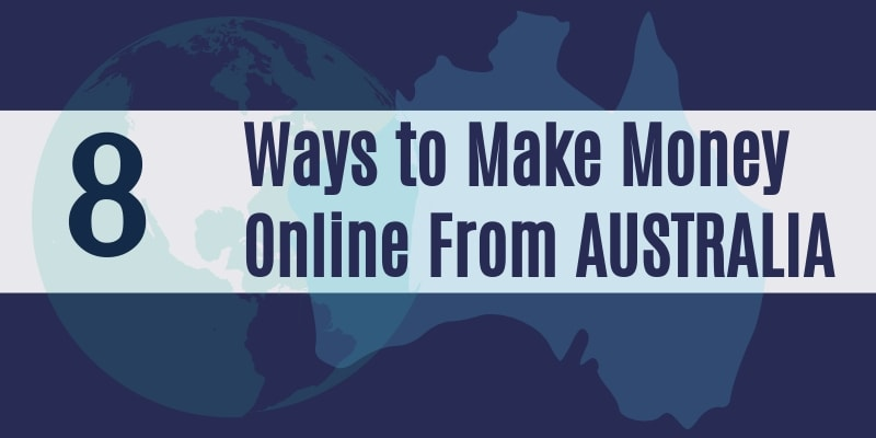 Make money online from Australia FEATURE