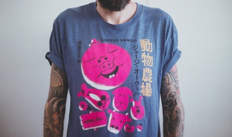 Make money online from Australia t-shirts