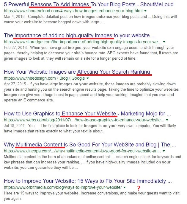 Are Keywords Important for SEO enhance