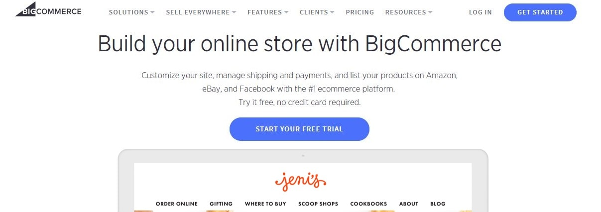 How to sell watches online big-commerce