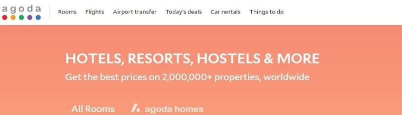 5 Best Travel Site Affiliate Programs Agoda