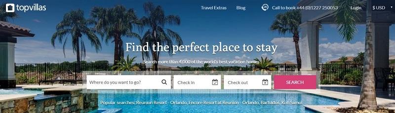 5 Best Travel Site Affiliate Programs Top Villas