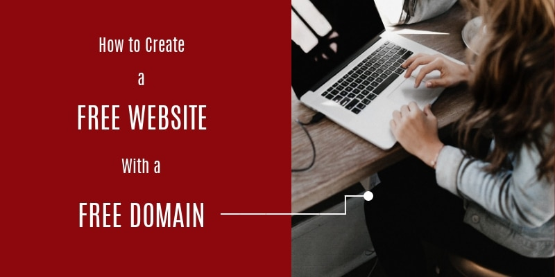 How to Create a Free Website with a Free Domain - Feature