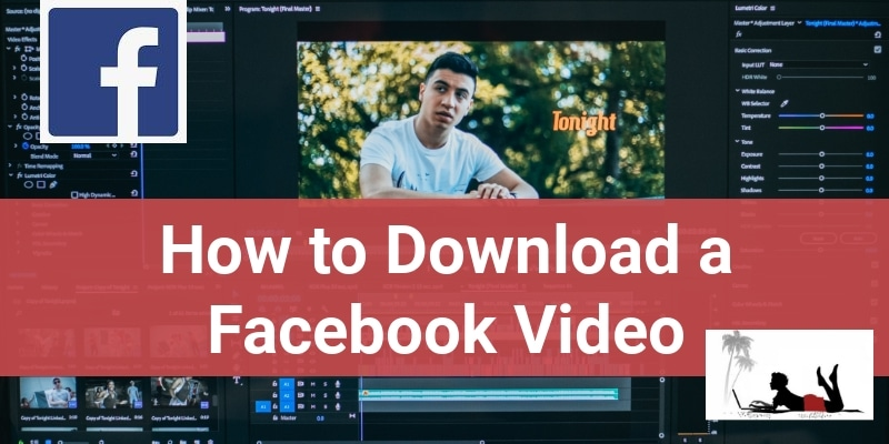 How to Download a Facebook Video feature
