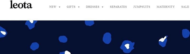 best affiliate programs for fashion bloggers - leota