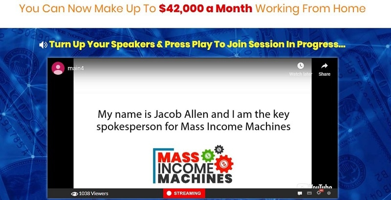 Alleged Online Ways to Make Money to Stay Away From massincome