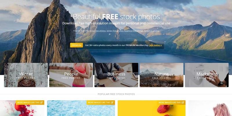Best Free Stock Image Library Resources Picjumbo