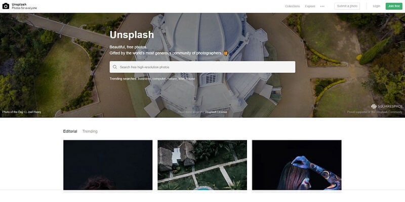 Best Free Stock Image Library Resources Unsplash