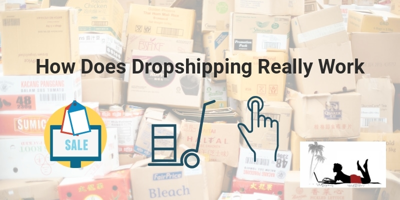 How does dropshipping really work feature