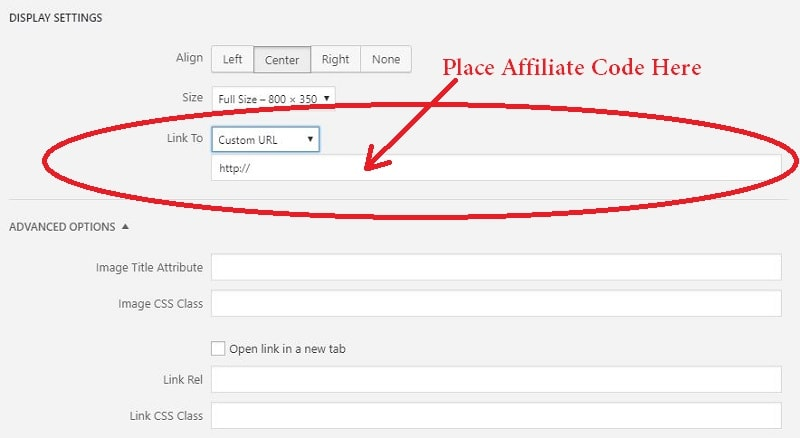 How to Create a Link to a Website image