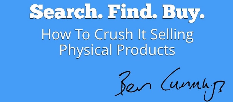 What is Search Find Buy Ben Cummings signature