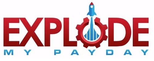 Is Explode My Payday a Scam Logo