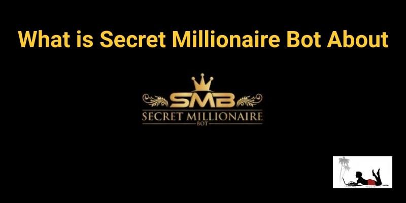 What is Secret Millionaire Bot About