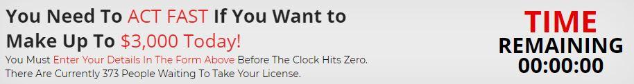 What is the AZ Millionaire Method Countdown