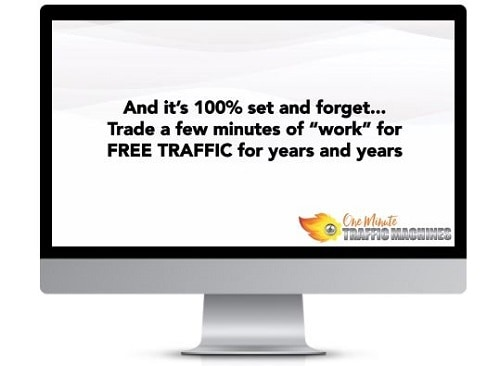 Is One Minute Free Traffic a Scam Set and Forget