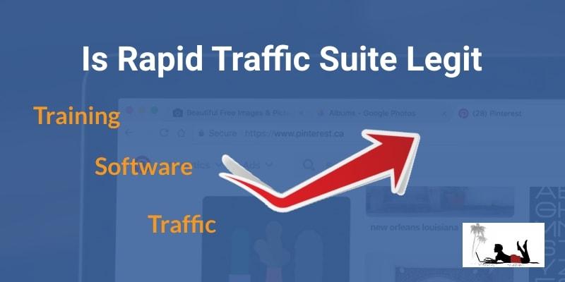 Is Rapid Traffic Suite Legit