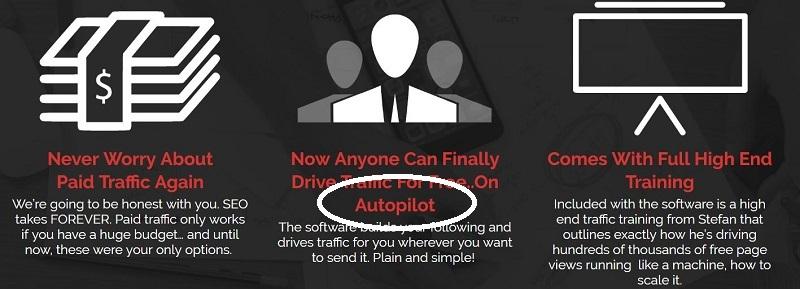 Is Rapid traffic Suite Legit traffic on autopilot