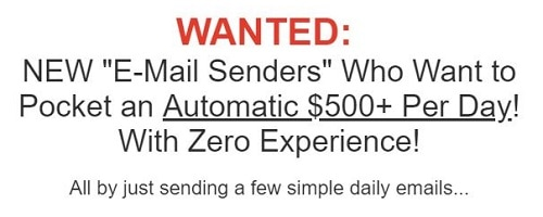 Is Wake Up To Cash a Scam Email Senders
