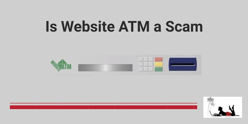 Is Website ATM a Scam