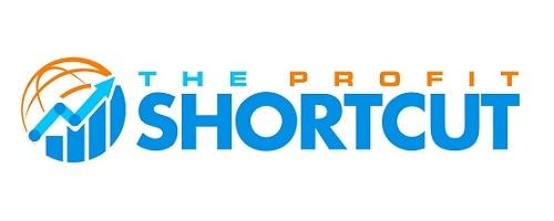 The Profit Shortcut logo 500x200