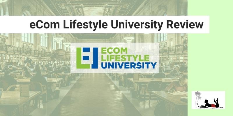 Ricky Hayes eCom Lifestyle University Review