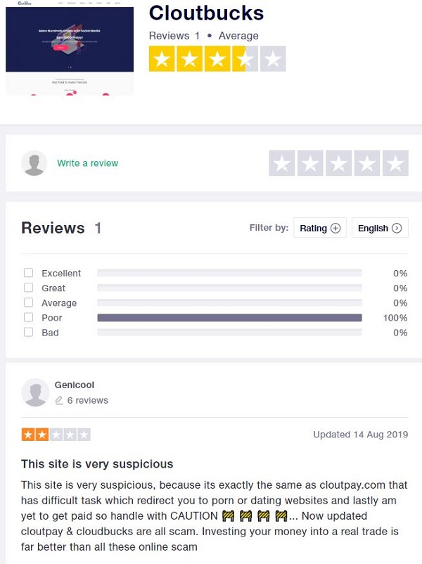 Clout Bucks Reviews