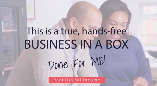 Is Digital Income a Scam Business in a Box