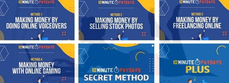 Is 10 Minute Paydays a Scam Inside PDFs