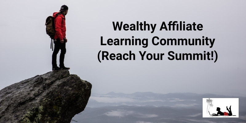 Wealthy Affiliate Learning Community
