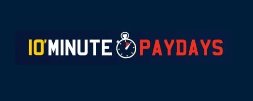 Is 10 Minute Paydays a Scam 500x200