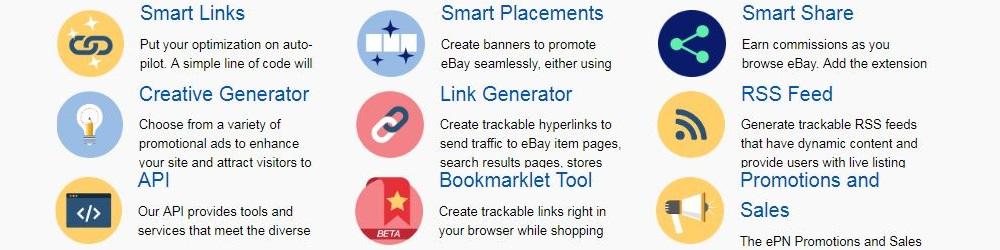 ultimate list of affiliate marketing networks Ebay Partner Network
