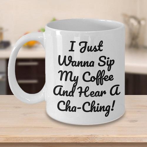 Best Gifts For The Entrepreneur at Home Mug