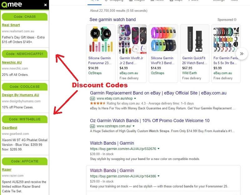 Qmee discount codes