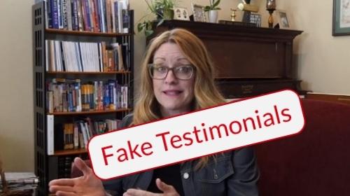 Push Button Money System Fake Testimonials