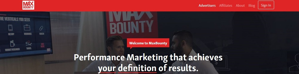 Ultimate List of Affiliate Marketing Networks Max Bounty