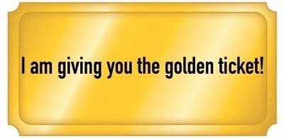 China Cash Clone Golden Ticket