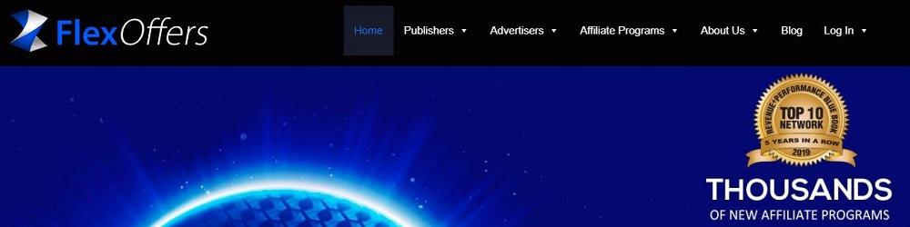 ultimate list of affiliate marketing networks Flexoffers