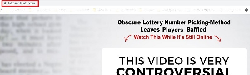 My Lottery Loopholes Review Lotto Annihilator