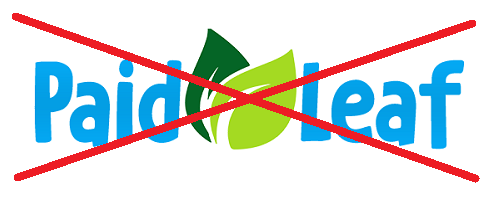 PaidLeaf Icon
