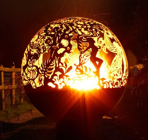 Fire Pit Sold on Etsy