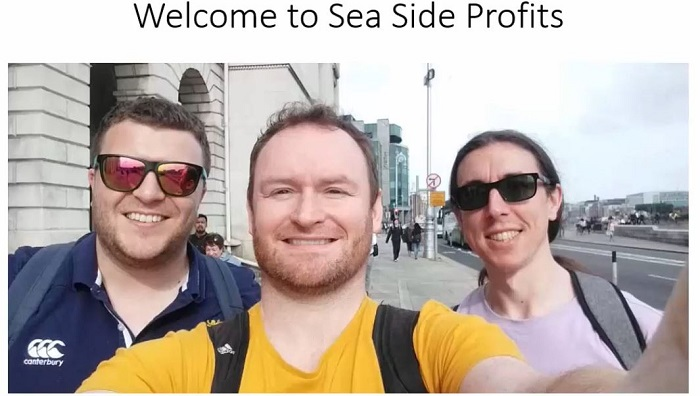 Seaside Profits Green Team