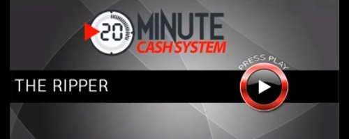 20 Minute Cash System Review 500x200