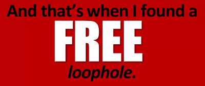 Job Quitter Free Loophole