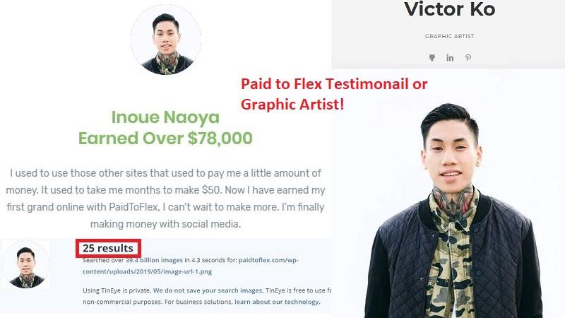 Paid to Flex Testimonail